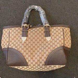 Gucci tote bag!